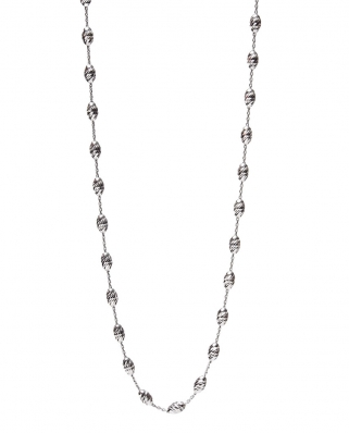 Tycoon Silver Necklace