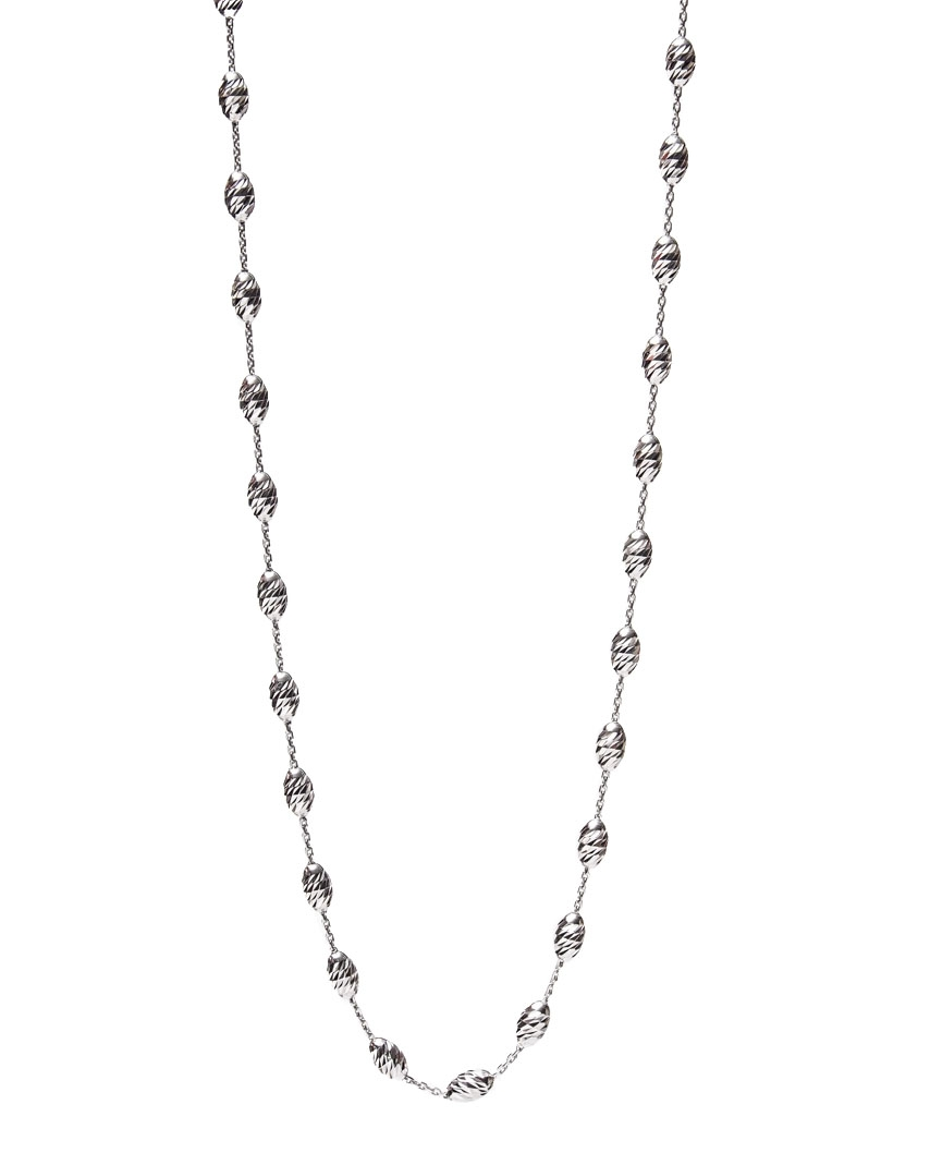 Silver Necklace / CYN032S