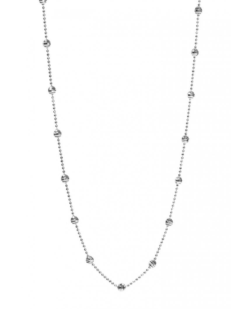Silver Necklace / CYN033S