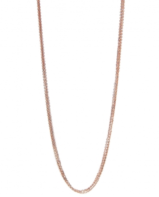 Rose Gold Vermeil Necklace