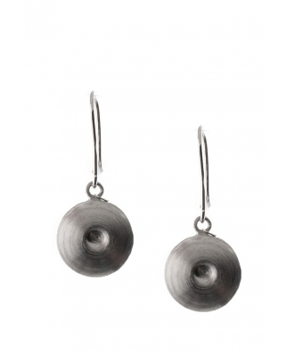 Sterling Silver Earring Round