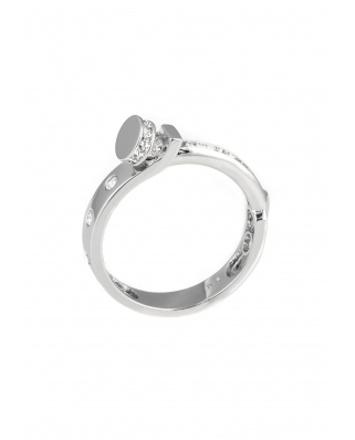 LOVE Sterling SilverRing