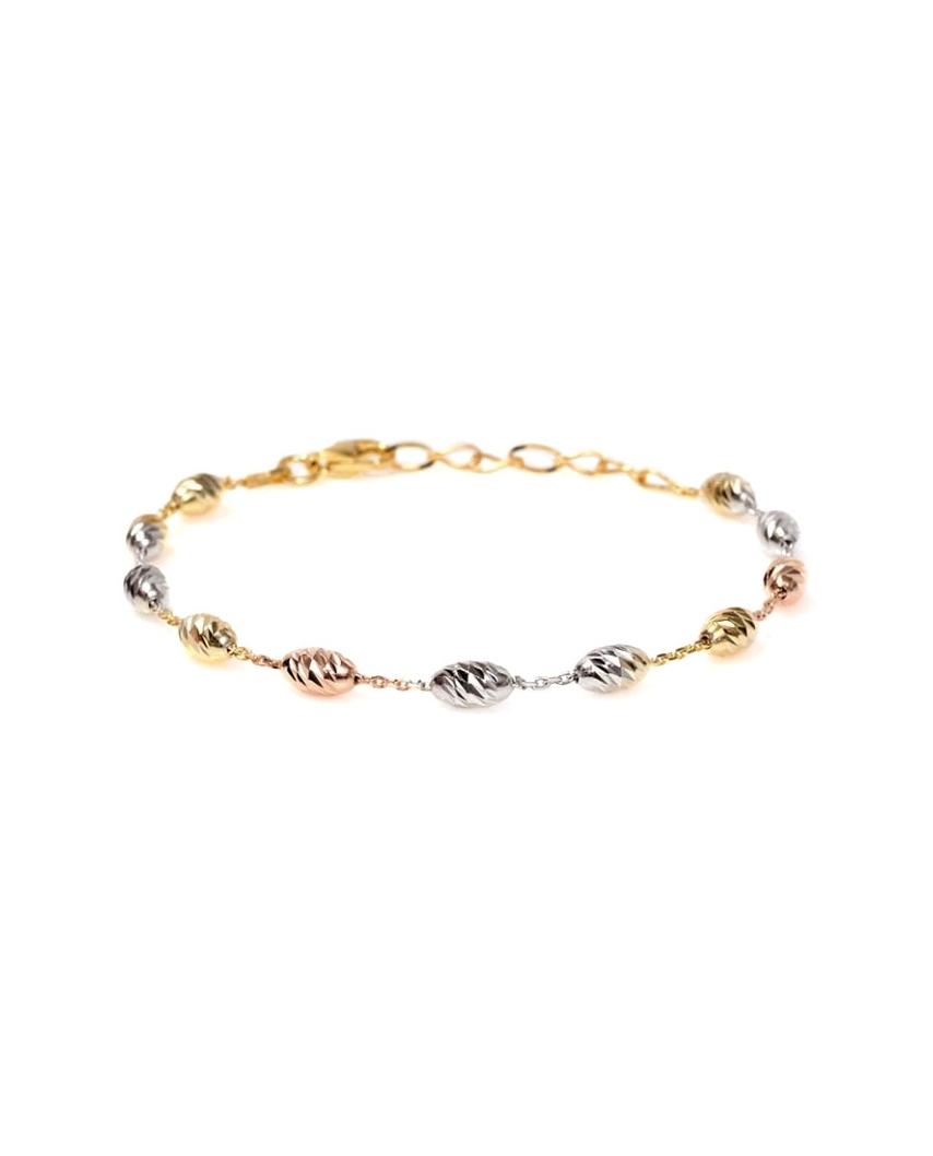 Silver bracelet / CYB013SRG
