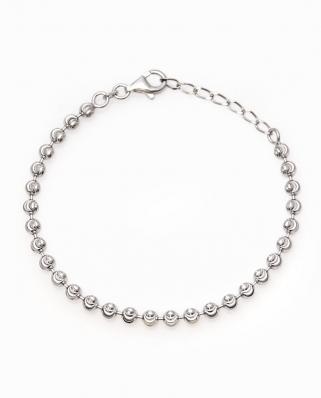 Silver bracelet / CYB019S