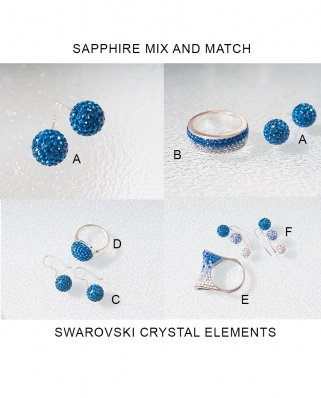 Sapphire Mix and Match