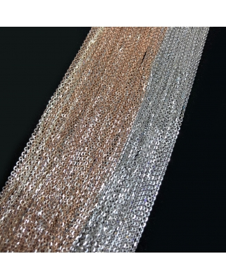 Thin Chain Vermeil Necklace