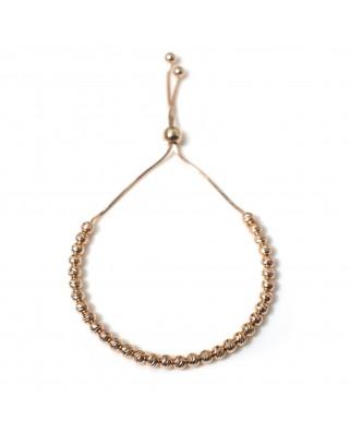 Vermeil bracelet / CYB027-R