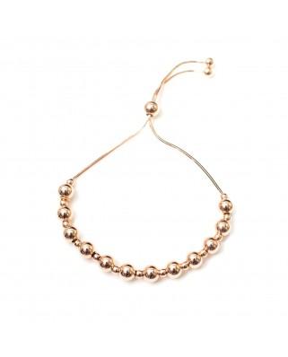 Vermeil bracelet / CYB026-R