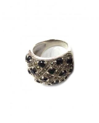 925 Silver Ring / R-046