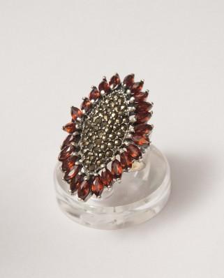 925 Silver Ring / R-073-R