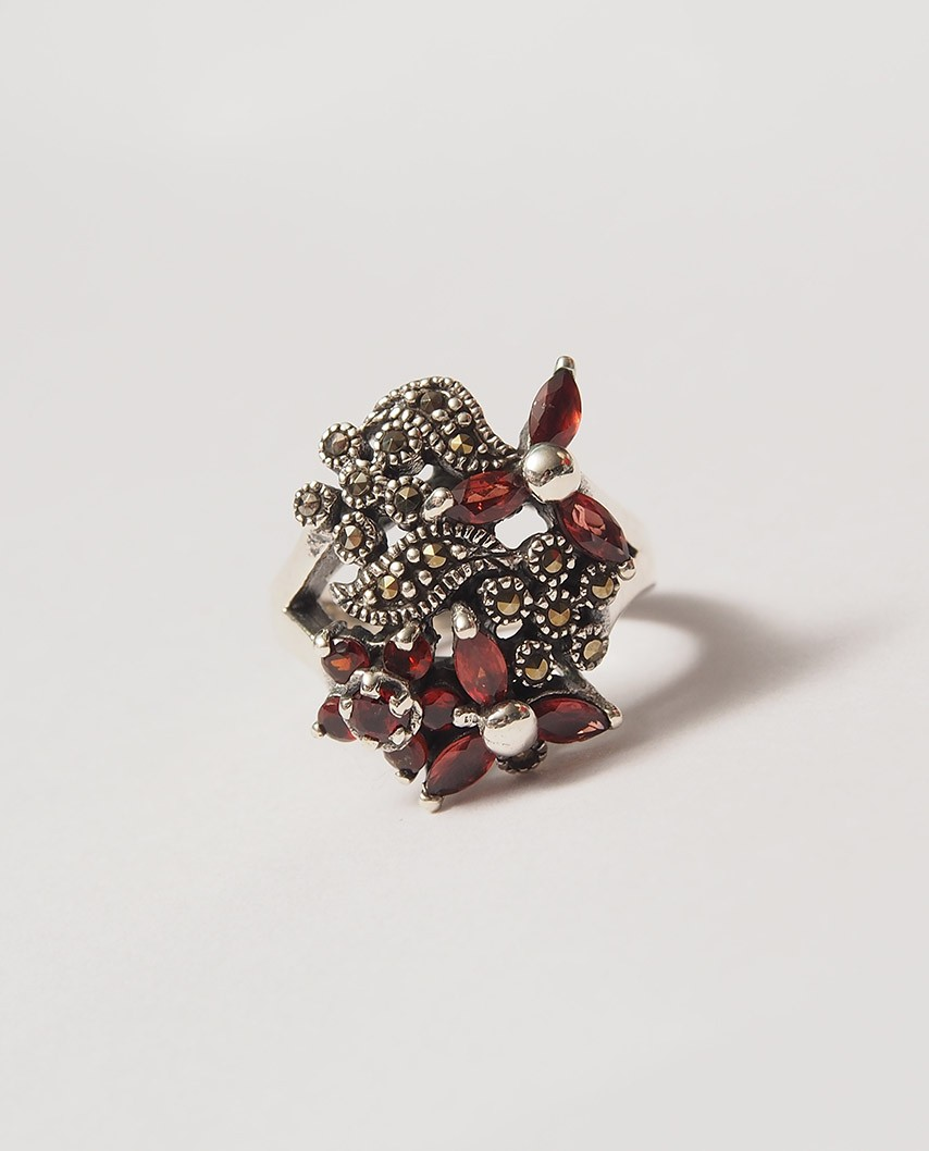925 Silver Ring / R-069