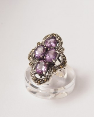 925 Silver Ring / R-068