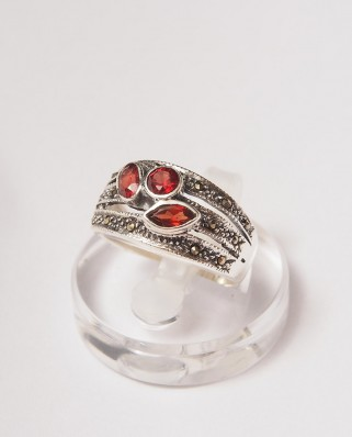 925 Silver Ring / R-072