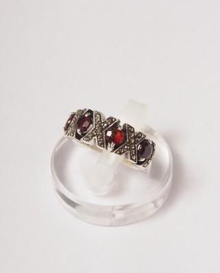 925 Silver Ring / R-066R