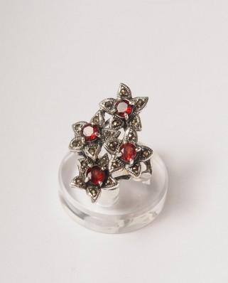 925 Silver Ring / R-065R