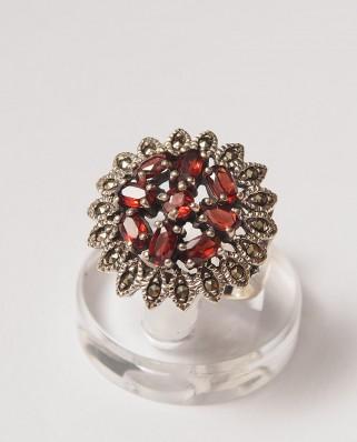 925 Silver Ring / R-079G
