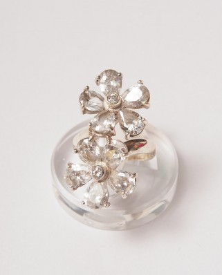 925 Silver Ring / R-096W