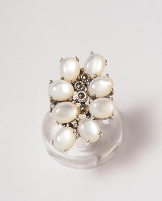 925 Silver Ring / R-092W