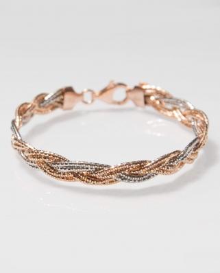 Rose Gold Vermeil bracelet / CYB022R