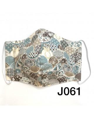日本布口罩 J061
