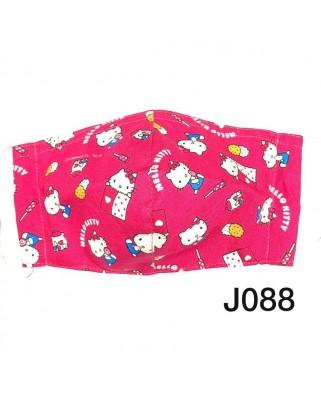 日本布口罩 J088