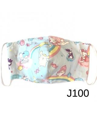 日本布口罩 J100