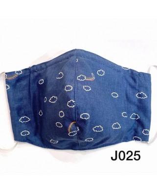 日本布口罩 J025
