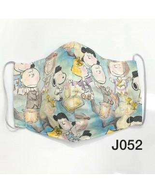 日本布口罩 J052