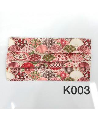 日本布口罩 K003