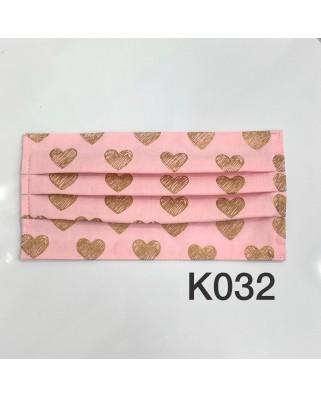 日本布口罩 K032