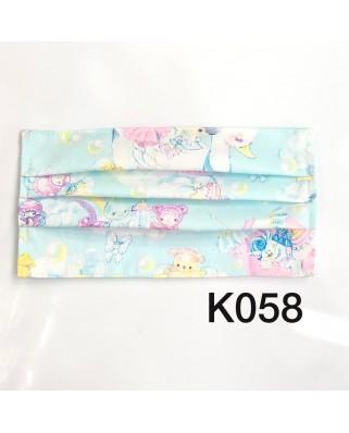 日本布口罩 K058