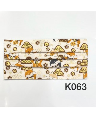日本布口罩 K063