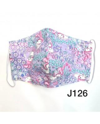 日本布口罩 J126