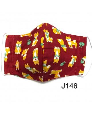 日本布口罩 J146
