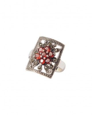 925 Silver Ring / R-080